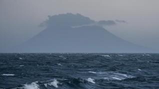PVMBG: Erupsi Gunung Anak Krakatau Sudah Berhenti