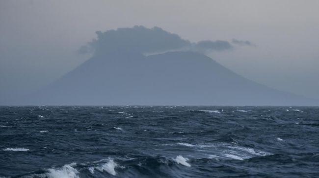 Erupsi Krakatau, AS-Kanada Imbau Warga Jauhi Selat Sunda