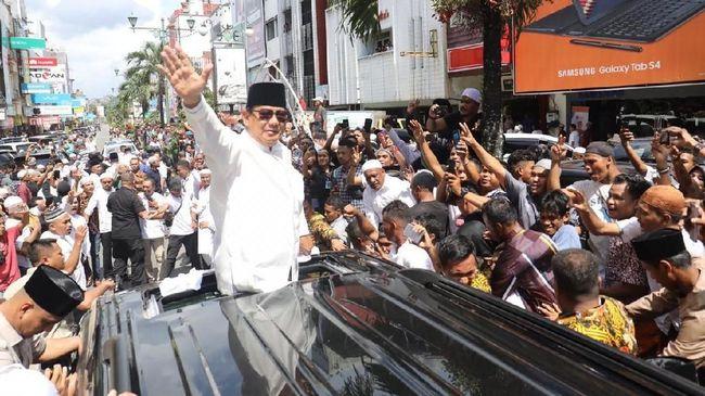 Paparkan Visi-Misi, Prabowo-Sandi Adopsi Town Hall Meeting AS