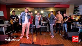 Music at Newsroom: Laze 'ONAR' - 'Budak'