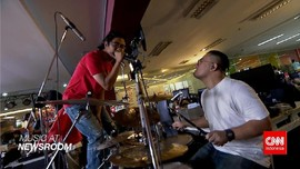 Music at Newsroom: Noise 'ONAR' - 'Rockstar'