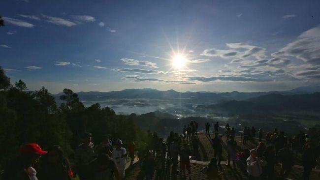 Inilah Lolai, Negeri di Atas Awan Milik Toraja