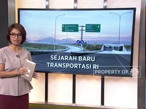 Jalan Panjang Tol Trans Jawa