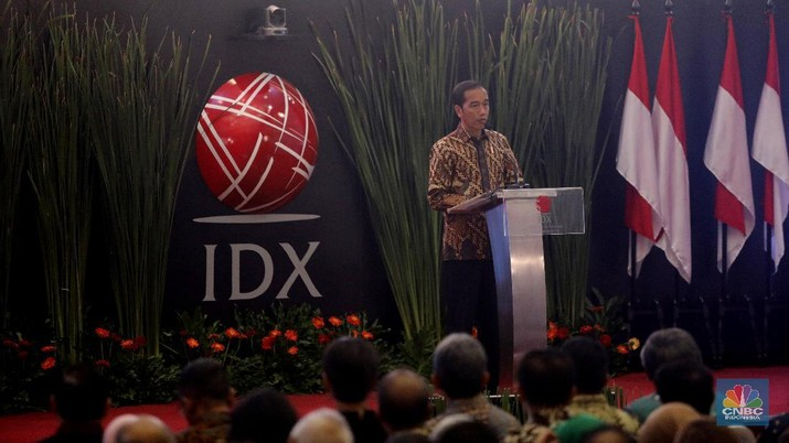 2019, Jokowi Janji Keluarkan Kebijakan Dorong Investasi