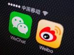 Raksasa Internet China Angkat Kaki dari Wall Street, Ada Apa?