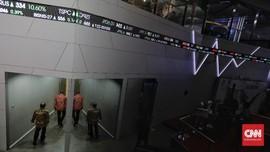 Aksi Ambil Untung Pasar akan Tekan Pergerakan IHSG