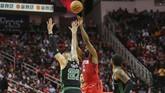 Houston Rockets saat ini ada di posisi ketujuh Wilayah Barat dengan catatan 19-15. (REUTERS/Troy Taormina-USA TODAY Sports)