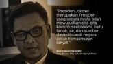 Ace Hasan Syadzily, Juru Bicara TKN Jokowi-Ma'ruf Amin.