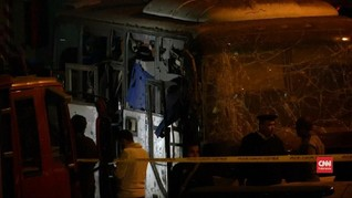 VIDEO: Ledakan Bom Di Mesir Tewaskan Turis Vietnam