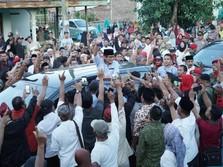 Di Sidoarjo, Sandiaga Uno Janji Bangkitkan Ekonomi Umat
