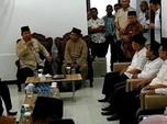 Di Depan Ulama Maluku, Prabowo: Ketimpangan Kian Parah