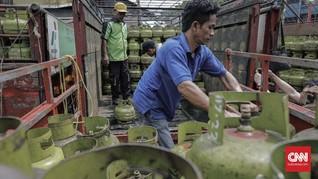 Pemerintah Berpotensi Langgar UU Jika Naikkan Harga LPG 3 Kg