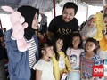 CT ARSA Beri Bantuan Psikososial ke Korban Tsunami Banten