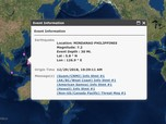 Revisi Gempa Filipina: Magnitudo 6,9 & Berpotensi Tsunami