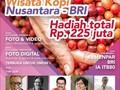 Buruan Kirim Karya Lomba Wisata Kopi Nusantara BRI