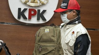 Kasus SPAM, KPK Periksa Dua Pegawai Ditjen Cipta Karya PUPR