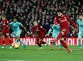 Jadwal Siaran Liga Inggris Liverpool vs Arsenal