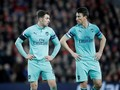 Laga Final Turnamen Eropa Tak Ramah Buat Arsenal