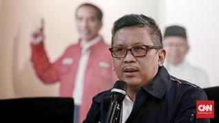 Hasto: Jokowi Tak Perlu Bisikan Konsultan Asing untuk Debat