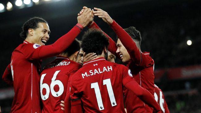 5 Fakta Menarik Jelang Brighton vs Liverpool di Liga Inggris