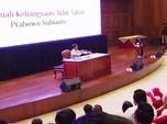 Kalau Jadi Presiden, Prabowo Siap Ganti Arah Pembangunan RI