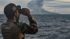 PVMBG Imbau Alat Peringatan Dini Dipasang di Pulau Rakata