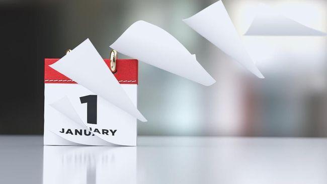 Januari, Awal Tahun Baru dan 'Mitos' Bulan Perceraian