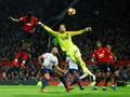 FOTO: Pogba Gemilang, Manchester United Menang