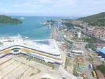 Pasca Tsunami, Angkutan Penyebrangan Selat Sunda Turun