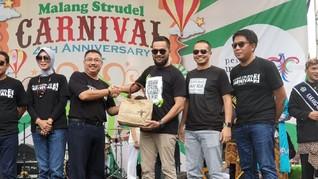Malang Strudel Carnival Targetkan 10 Ribu Pengunjung
