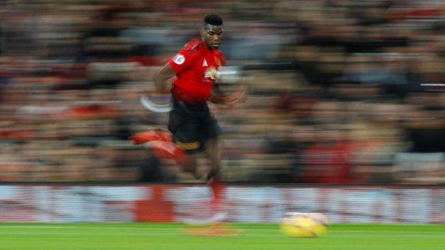 Pogba Sindir Mourinho Usai Man United Menang