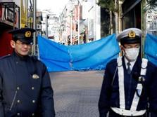 Tabrak Maut, Hiasi Malam Tahun Baru Tenang di Tokyo