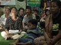 VIDEO: Lantunan Doa Korban Tsunami Banten di Malam Tahun Baru