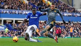 Cetak Gol Pertama di 2019, Vardy Setara dengan Rooney