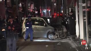 VIDEO: Teror Malam Tahun Baru di Harajuku