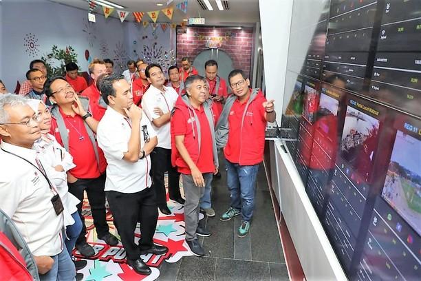 TelkomGroup Kawal Layanan Prima di Pergantian Tahun 2019