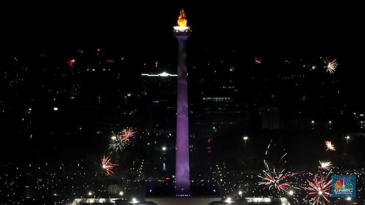 Pemda DKI Jakarta akan menggelar Monas Week untuk peringati HUT RI ke-74 Tahun