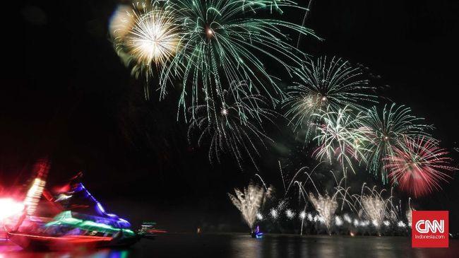 Tahun Baru, Kamar Hotel di Tempat Wisata Terisi 95 Persen