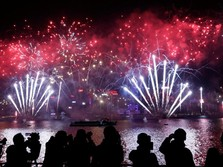 Selamat Tahun Baru! Ini Pesta Kembang Api dari Seluruh Dunia