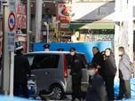 Malam Tahun Baru di Tokyo, 9 Orang Luka-luka Ditabrak