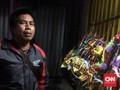 Terompet Tahun Baru Armin Tak Lagi 'Nyaring' di Pandeglang