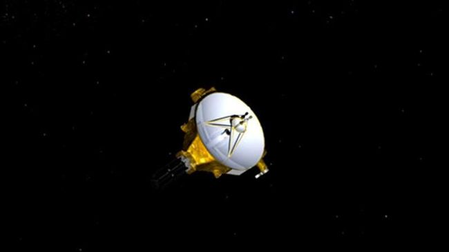 New Horizons Milik NASA Mulai Baru Jelajah Ultima Thule