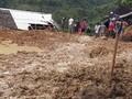 5 Korban Tewas Longsor Sukabumi Ditemukan, 38 Masih Dicari