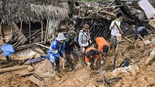 40,9 Juta Orang Indonesia Tinggal di Wilayah Longsor