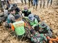 Korban Longsor Sukabumi Kembali Ditemukan, 10 Masih Dicari