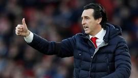 Rapor Emery Lebih Bagus dari Wenger di Arsenal