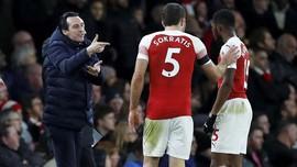 Emery Sebut Chelsea Sebagai Kunci Arsenal ke Empat Besar