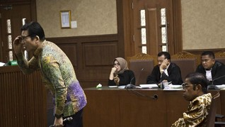 KPK Periksa Dua Saksi untuk Tersangka Samin Tan