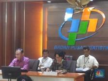 BPS: Desember Terjadi Inflasi 0,62%