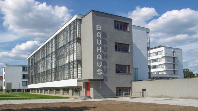 Perayaan 100 Tahun Bauhaus Digelar Mulai Januari